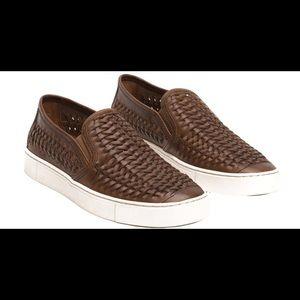 Frye Woven Sneakers